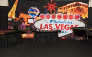 Vegas-Backdrop Rental
