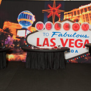 Vegas-Backdrop Rental