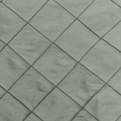 Aspen Mist Pintuck Linen