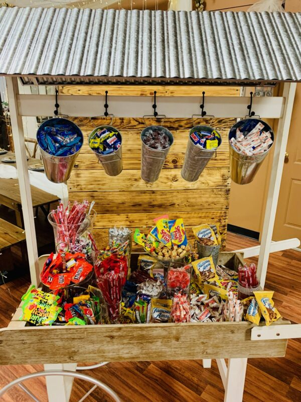 Candy Bar Rental