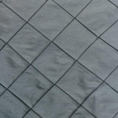 Steel Pintuck Linen