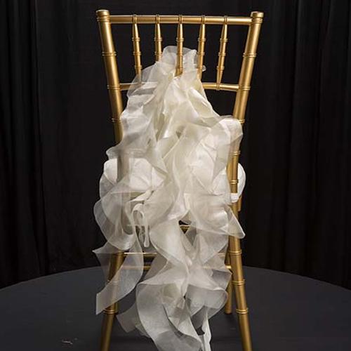 Wedding Chair Cover & Sash Rentals