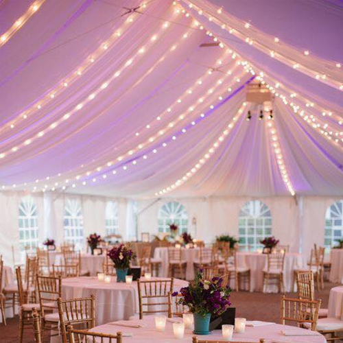 Wedding Tent Light Rentals